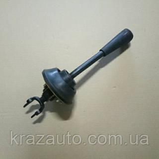 Рычаг переключения передач МАЗ с шайбой и рукояткой в сб. 5551-1703410