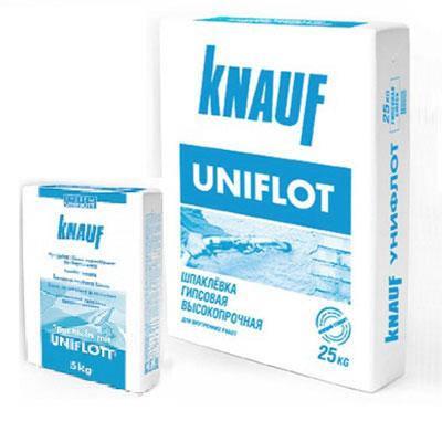 Шпаклевка КНАУФ Унифлот, 25 кг, фото 2