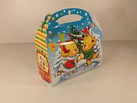 Коробка под конфеты № 98(Медвежий домик 1000)  (25 шт)
