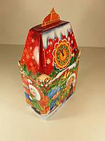 Коробка под конфеты №006а(Звоночек  700гр) (25 шт)