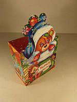 Коробка под конфеты №003а(Медведик 600гр) (25 шт)
