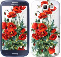 "Чехол на Samsung Galaxy S3 Duos I9300i Маки ""523c-50-481"""
