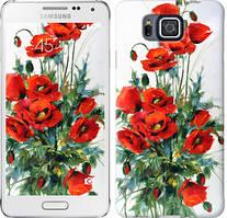 "Чехол на Samsung Galaxy Alpha G850F Маки ""523c-65-481"""