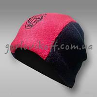 Шапка горловик / Шапка горловик для футбола Милан