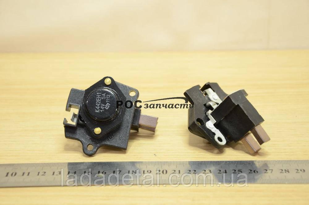 Регулятор напряжения (щеточный узел) ВАЗ 2108-099 КАТЭК К 442 ЕН1