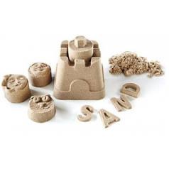 Песок для детского творчества - KINETIC SAND ORIGINAL (натуральный цвет, 907 г) 71400