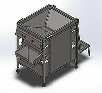 Агрегат сахаропросеивающий АСП-600