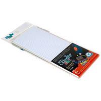 Набор белых стержней для 3D-ручки 3Doodler Start, 3Doodler 3DS-ECO01-WHITE-24