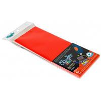 Набор красных стержней для 3D-ручки 3Doodler Start, 3Doodler 3DS-ECO03-RED-24