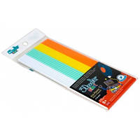 Набор разноцветных стержней для 3D-ручки 3Doodler Start МИКС, 3Doodler 3DS-ECO-MIX1-24