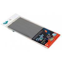 Набор серых стержней для 3D-ручки 3Doodler Start, 3Doodler 3DS-ECO08-GREY-24