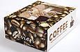 Набор махровых полотенец Vevien Coffee, фото 3