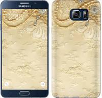 "Чехол на Samsung Galaxy Note 5 N920C Кружевной орнамент ""2160u-127-481"""