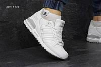 Adidas ZX 750 (42, 44 размеры) мужские кроссовки. артикул 3756 белые