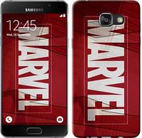 """Чехол на Samsung Galaxy A8 (2016) A810 Marvel """"2752u-614-481"""""""