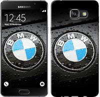 """Чехол на Samsung Galaxy A8 (2016) A810 BMW """"845u-614-481"""""""
