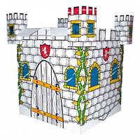Игровой картонный домик Замок. Bino