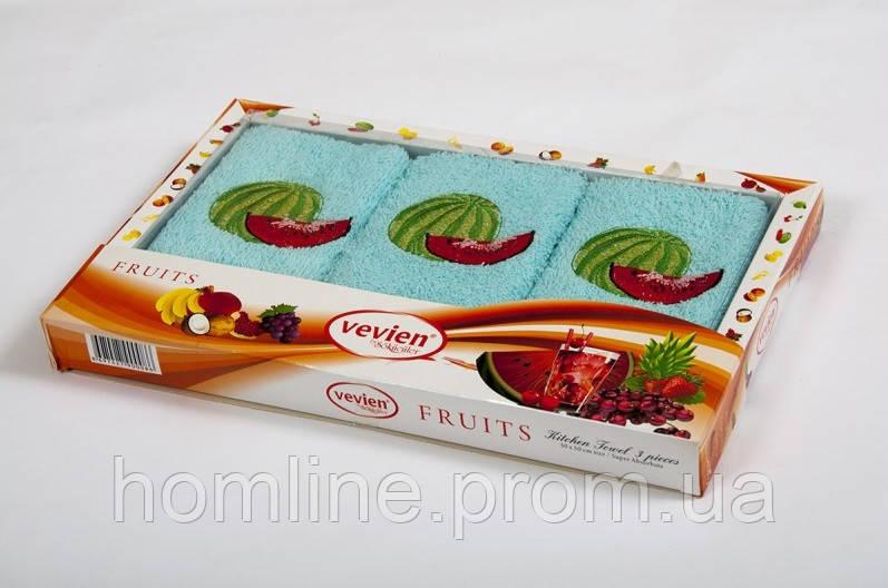 Набор махровых полотенец Vevien Watermelon
