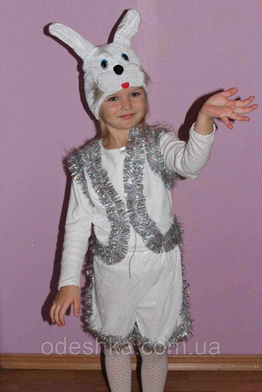Детский новогодний костюм Зайчика: продажа, цена в ... - photo#19