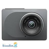 Автомобильный видеорегистратор Xiaomi YI Smart Car International Edition Gray