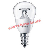 Лампочка PHILIPS candle ND E14 5.5-40W 230V 2700K P45 CL (929001142607)