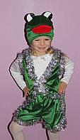 Карнавальный костюм Лягушки, фото 1