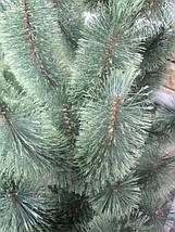 Новогодняя искусственная сосна распушенная  1.3 метра , сосна пушистая, фото 2