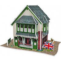 Трехмерная головоломка-конструктор Англия: Сендвич шоп, CubicFun