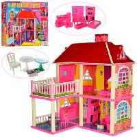 Домик для кукол My lovely villa 6980