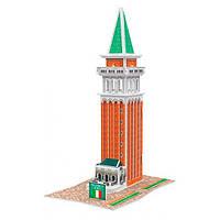 Трехмерная головоломка – конструктор Италия. Колокольня святого Марка, CubicFun