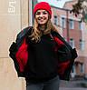 Зимняя шапка Протест красная