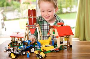 Какие конструкторы выбирать ребенку до 3 лет
