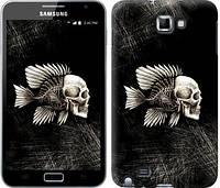 "Чехол на Samsung Galaxy Note i9220 Рыбо-человек ""683u-316-481"""