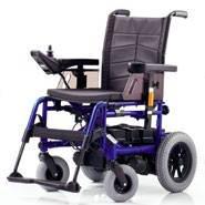 Кресла-коляски с электроприводом Модель 9.500 «КЛОУ»