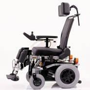 Кресла-коляски с электроприводом  Модель 1.594 ЧЕМП ЛИФТ, фото 1