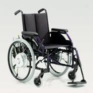 Кресла-коляски с электроприводом  Модель 1.850 СЕРВОМАТИК, фото 1