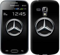 "Чехол на Samsung Galaxy S Duos s7562 Mercedes Benz 2 ""975c-84-481"""