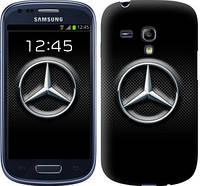 "Чехол на Samsung Galaxy S3 mini Mercedes Benz 2 ""975c-31-481"""