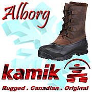 Зимние ботинки Kamik Alborg до -50С!