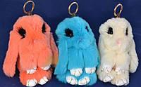 Брелок-мягкая игрушка кролик YL-24