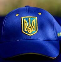 """Кепка """"Украина"""" синяя, фото 1"""