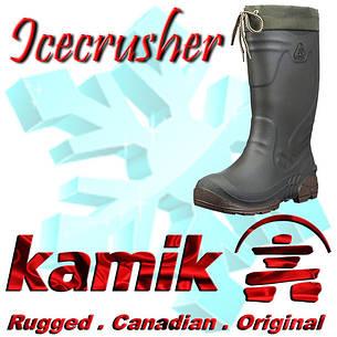 Сапоги фирменные Kamik Icecrusher до -40С, фото 2