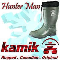 Фирменные сапоги зимние Kamik Hunter до -40С
