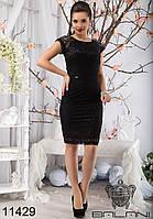 Женское, модное, праздничное, короткое от производителя Вечернее  платье  -  11429 р-р S