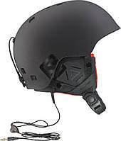 Горнолыжный шлем Salomon BRIGADE AUDIO black Mat/Orange (MD), фото 1