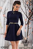 Шикарное, , модное,,женское Пышное  платье  -  10690 р-р S   M   L   XL