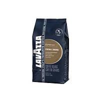 Кофе Lavazza Crema Aroma Espresso в зернах 1 кг, Лавацца Крем Арома матовая уп. зерно 1 кг.