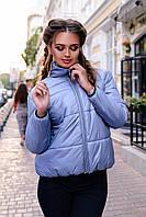 Зимняя куртка женская ALISA 2 цвет Серый