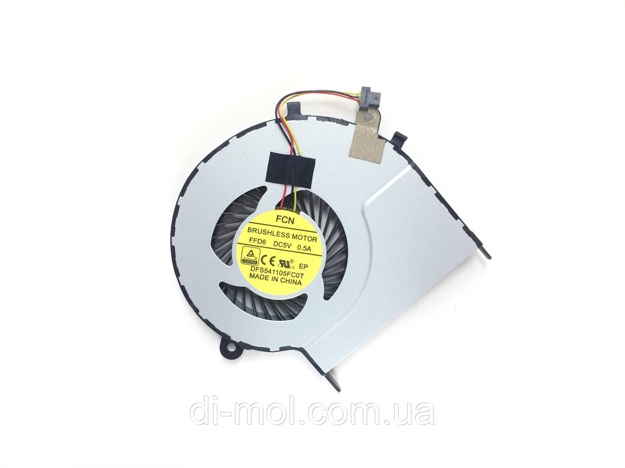 Вентилятор для ноутбука Toshiba Satellite L50-B series, 3-pin