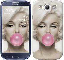 """Чехол на Samsung Galaxy S3 Duos I9300i Мэрлин Монро """"1833c-50-481"""""""